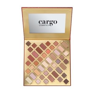 Cargo Makeup - Cargo Multi-Color Eyeshadow PaletteWith Mirror